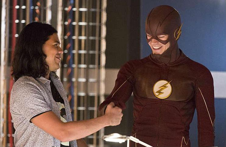 The Flash E3 - Cisco and The Flash
