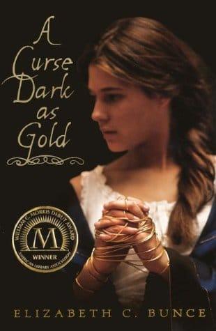 a curse dark as gold book cover