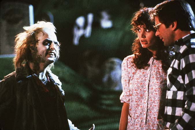 Not-So-Scary Movies for Halloween