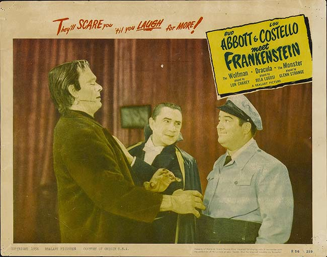 Not-So-Scary Movies for Halloween- Abbott and Costello