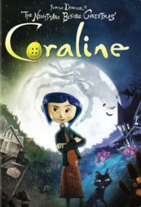 coraline - Not-So-Scary Movies for Halloween