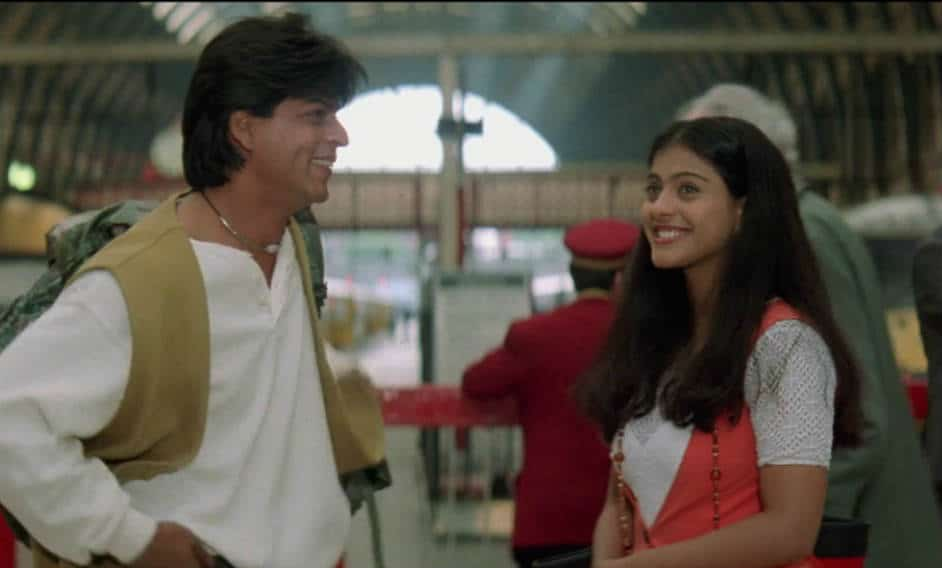 They are great at smiling awkwardly in Dilwale Dulhania Le Jayenge