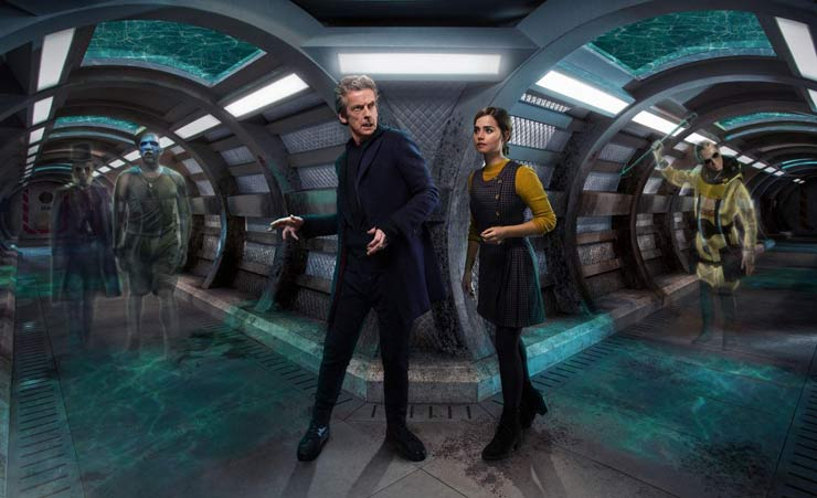 Doctor Who 'Under the Lake' – Why Toby Whithouse Should Be the Next Showrunner