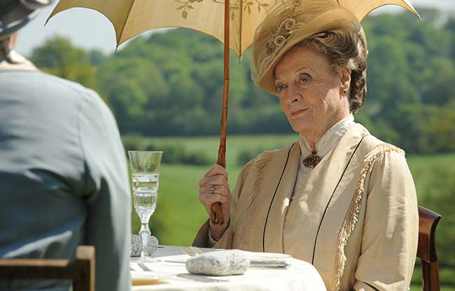Downton Abbey Dowagerisms