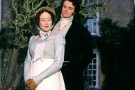 Elizabeth and Mr. Darcy in Pride and Prejudice, 1995. Photo: BBC.