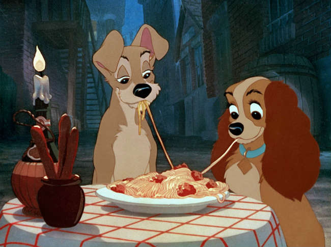 Revisiting Disney: Lady and the Tramp