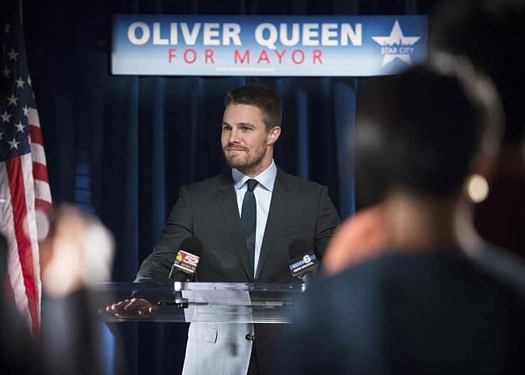 Oliver Queen - Beyond Redemption
