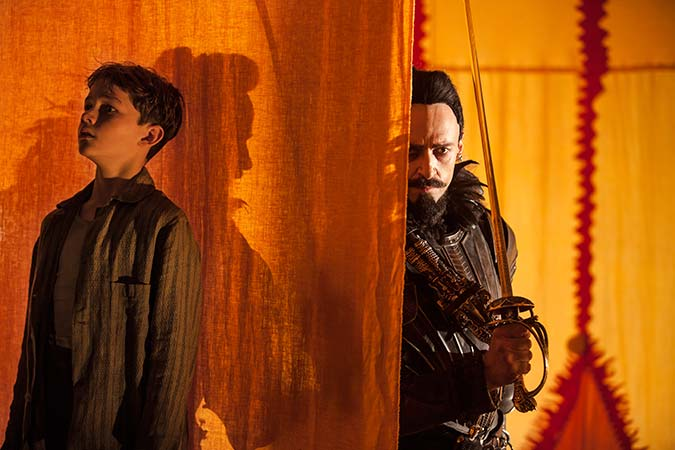 Pan Film Review – More Questions Than Answers