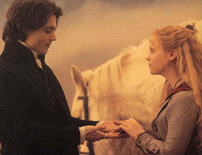 My Top 5 Favorite Romantic Tim Burton Couples