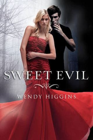 Sweet Evil book cover