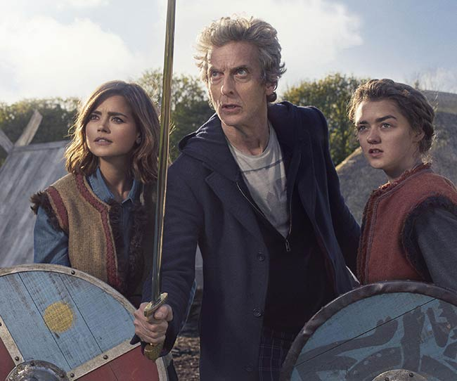 Doctor Who Theory – The Doctor's Face, Hybrids, and Why Past Companions May be the New Bad Wolf