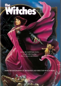 the witches - Not-So-Scary Movies for Halloween