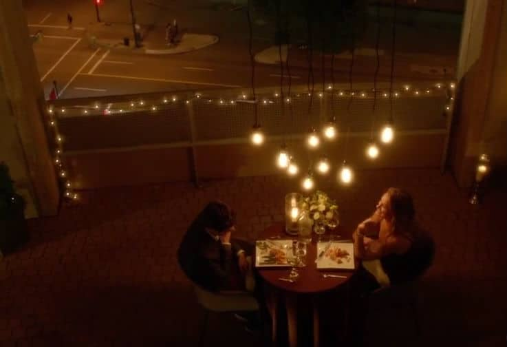 The Flash - The Darkness and the Light Recap - Barry and Patty go on their first date