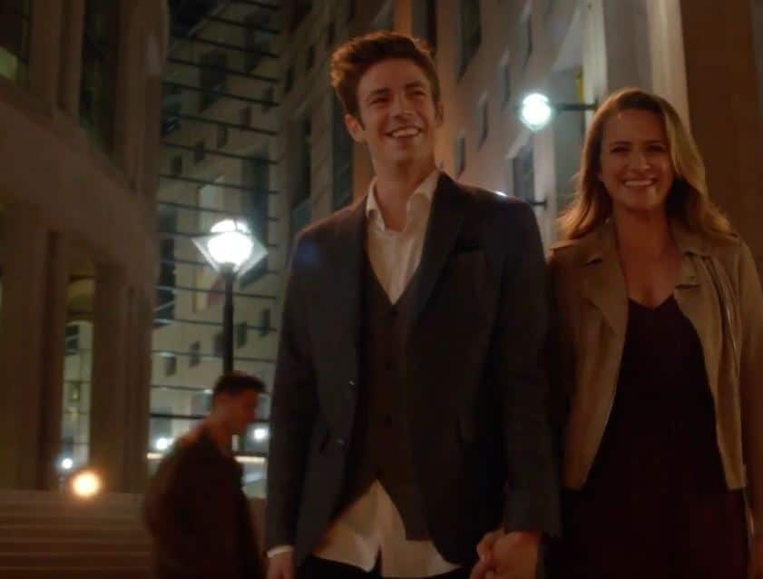 The Flash - The Darkness and the Light Recap - Barry and Patty