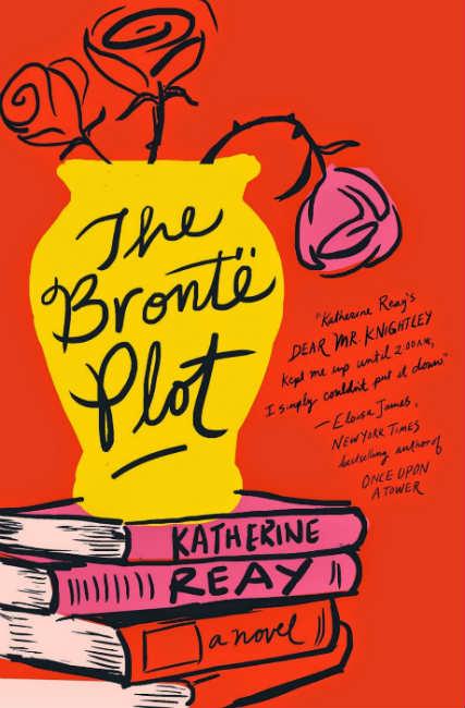 Book - The Brontë Plot
