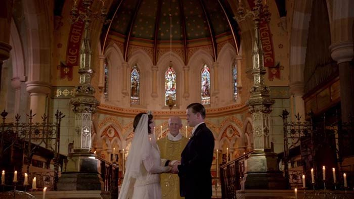 Dot and Hugh - 20th Century Period Drama Wedding Gowns