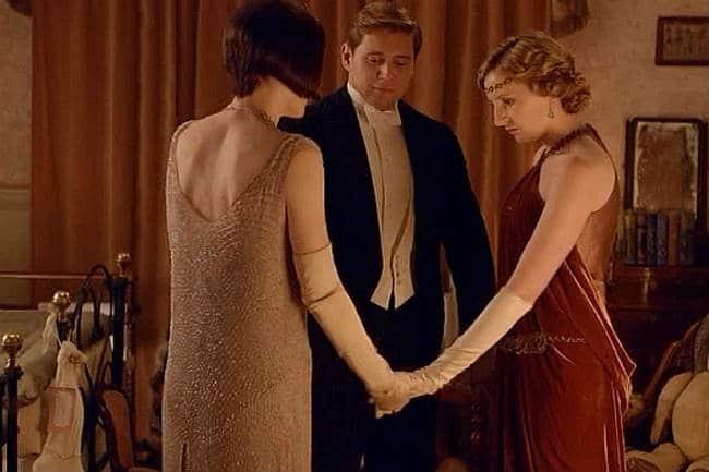 Downton Abbey Crawley Siblings