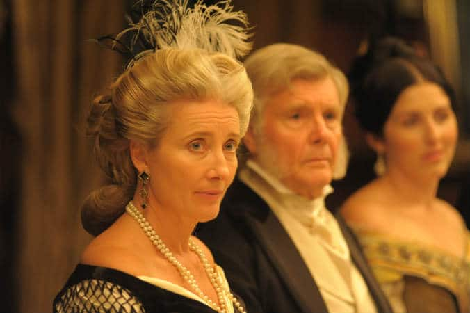Emma Thompson effie gray