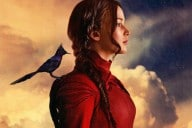 Mockingjay Katniss with Mockingjay
