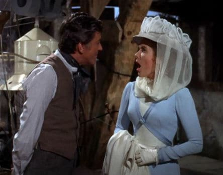 Mr. Potts and Truly Argue Photo: United Artists/MGM