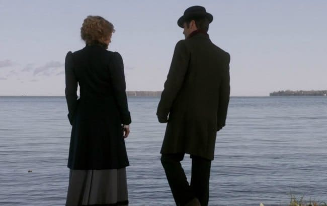 Murdoch Mysteries Season 7 (Julia And William)