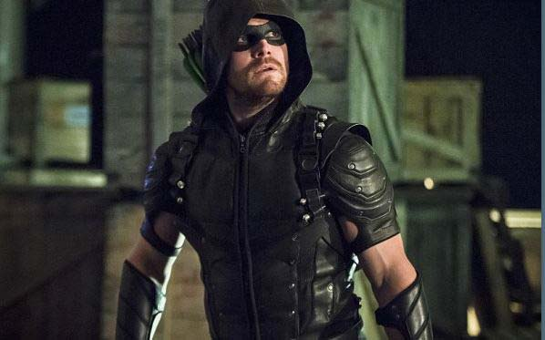 Oliver Queen - Lost Souls