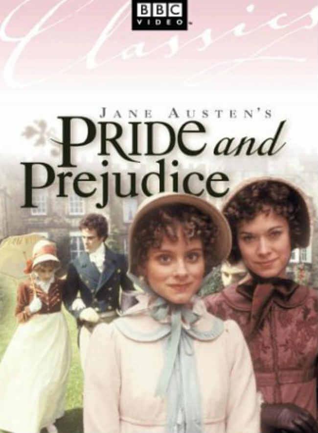 Pride and Prejudice 1980 DVD