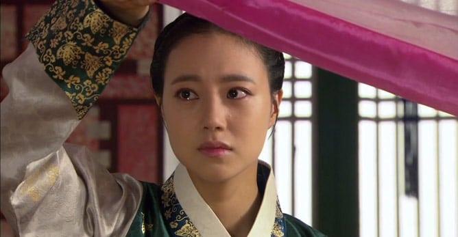 Se-Ryung lifts a veil - The Princess' Man