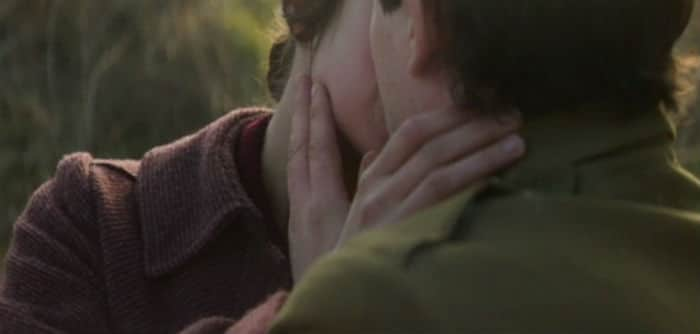 Testament of Youth Kiss