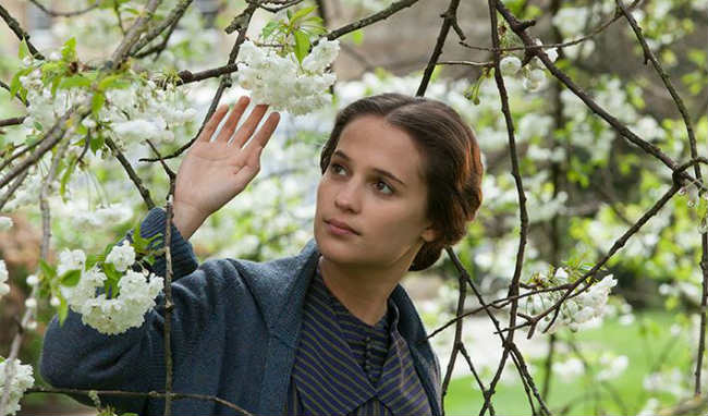 Testament of Youth Vera (Alicia Vikander)