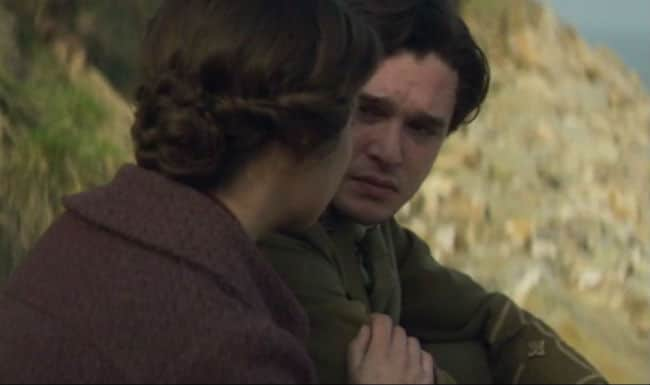 Testament of Youth Vera and Roland on the Beach2
