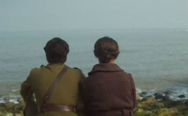 Testament of Youth Vera and Roland on the Beach3