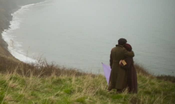 Testament of Youth Vera and Roland on the Beach5