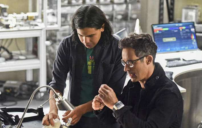 The Flash E6 - Cisco and Wells2 - Enter Zoom