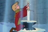 King Arthur Photo:Disney