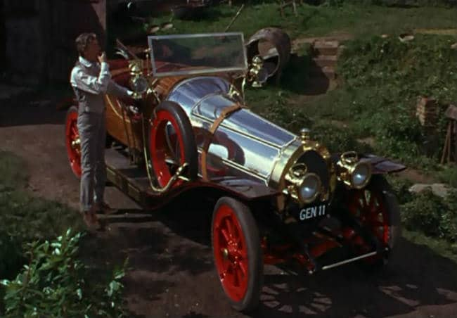 Chitty Rolls Out Photo: United Artists/MGM
