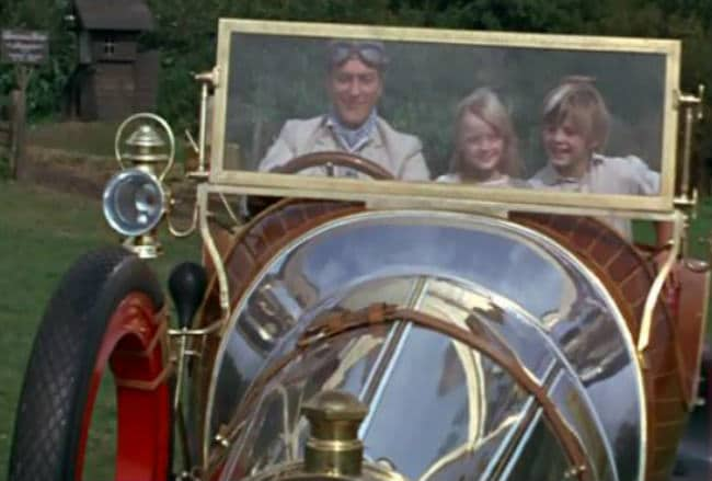 Chitty's First Drive Photo: United Artists/MGM