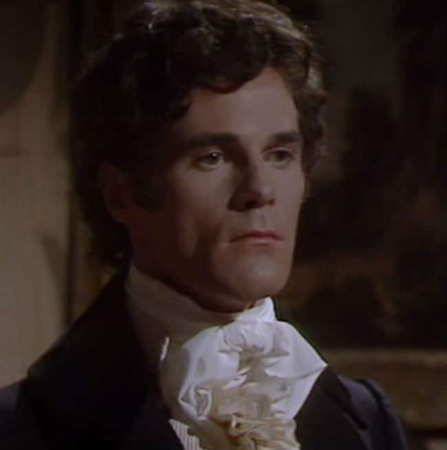 Darcy stares - Pride and Prejudice 1980