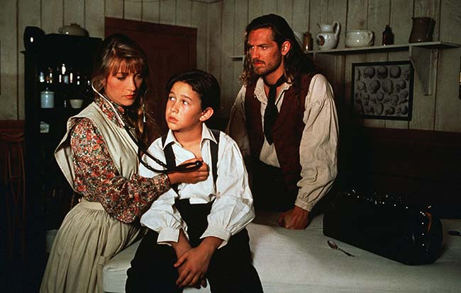 Dr. Quinn, Medicine Woman - Joseph Gordon Levitt