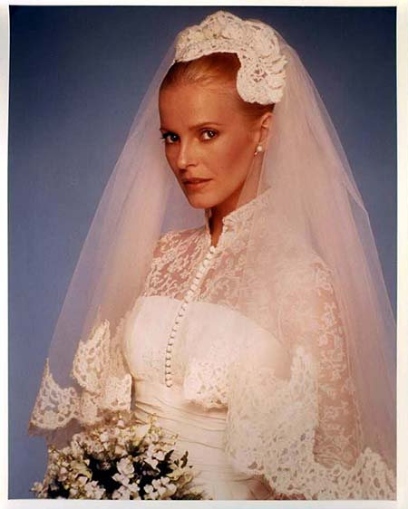 Cheryl Ladd wedding