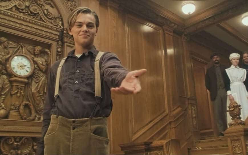 Jack Dawson and 25 Times Period Drama Actors Smiled