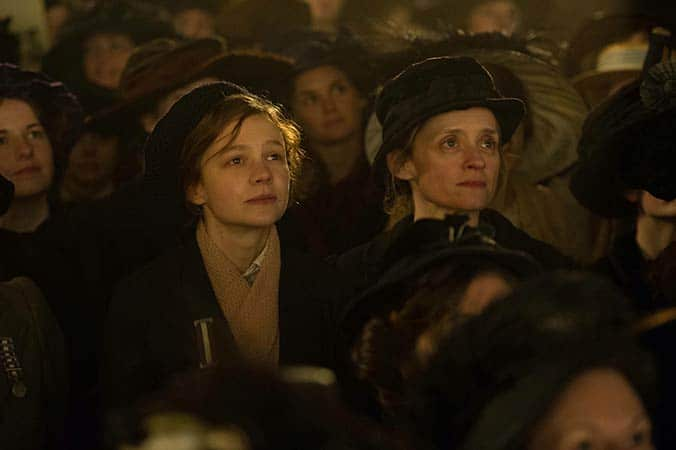 Suffragette - Maud and Violet