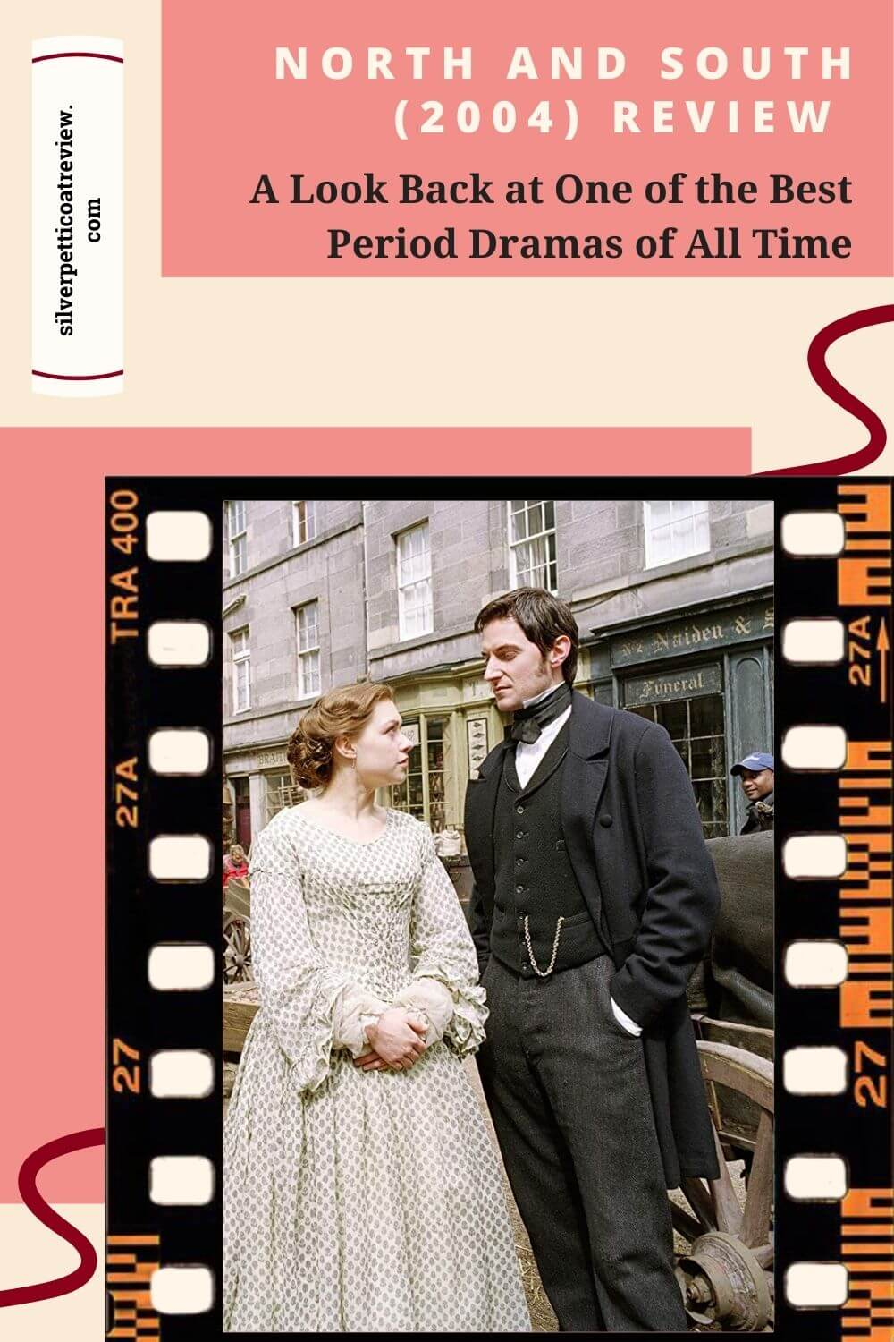 north and south 2004 review pinterest image