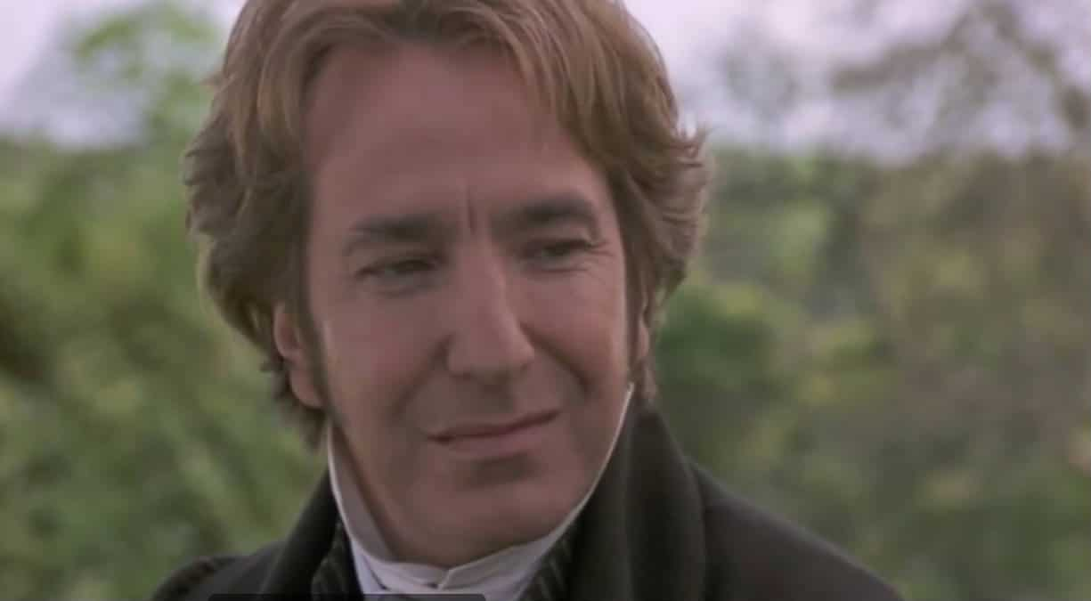 sense and sensibility and 25 Times Period Drama Actors Smiled