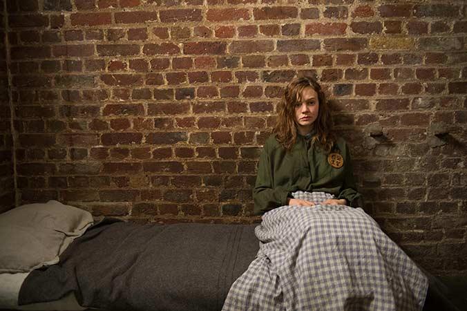 Suffragette - Prison