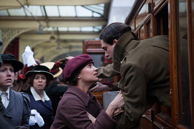 Testament of Youth – A Haunting and Romantic WWI Memoir Film