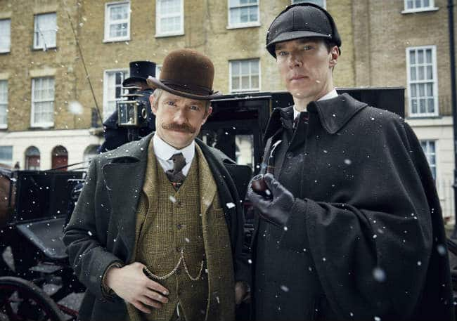 British Period Drama for Christmas and the New Year