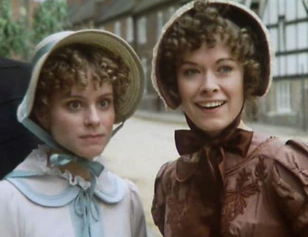 The Eldest Miss Bennets - Pride and Prejudice 1980
