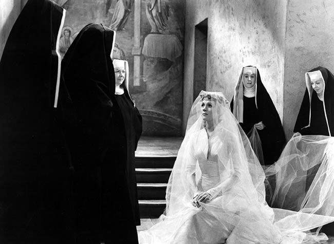The Sound of Music - 20th Century Period Drama Wedding Gowns