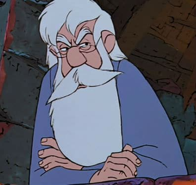 Merlin Observes - The Sword in the Stone